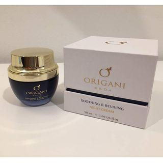 ORIGANI Erda Soothing & Reviving Night Cream