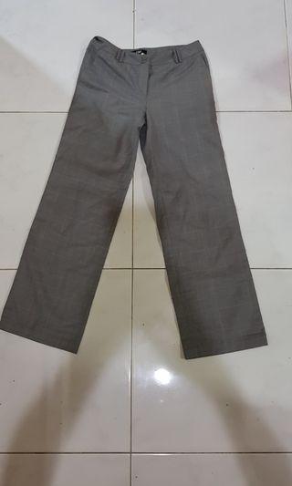 Grey Formal Pants