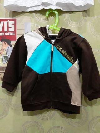 QuickSilver Baby sweater Hooded
