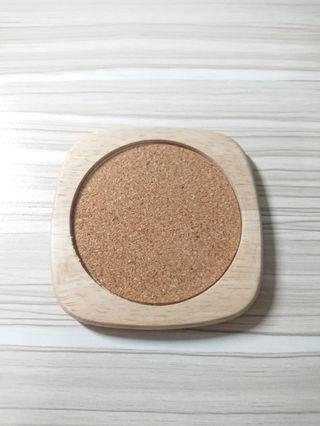 🚚 木製杯墊