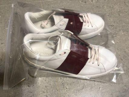 valentino open sneakers 41.5