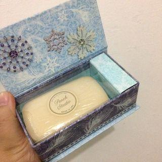 Music Box and Soap   Christmas Edition