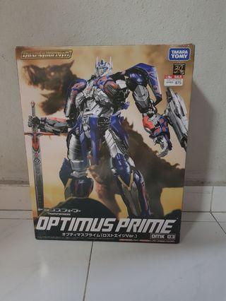 Transformers DMK 03 Optimus Prime