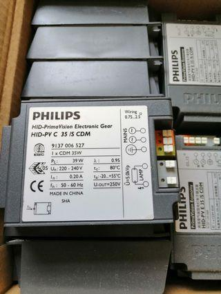 Philips electronic transformer