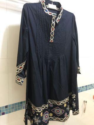 Loranzo Romanza dress