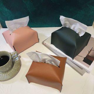 PU Tissue Box Holder