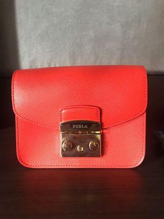 Furla Metroolis Mini Crossbody