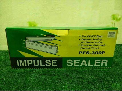 Impulse Sealer.