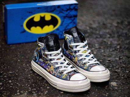 Converse 70s Batman
