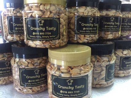 Roasted Peanut & garlic