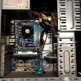 二手主機 AMD II X2 3.0G ,  獨立顯卡NVIDIA N220