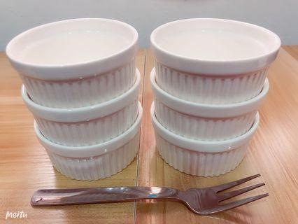 Ramekin Medium Size (6 pieces)