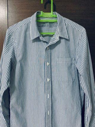 🚚 Muji Striped Shirt