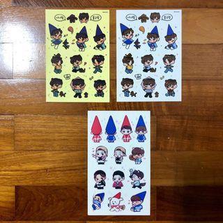 EXO Fanart Stickers