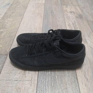 Nike 黑色 suede面 SB Blazer Lo