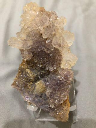 異象晶花礦