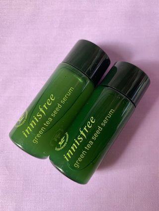 Innisfree 綠茶籽精華旅行裝15ml