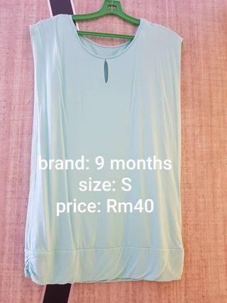 9 months breast feeding cloth
