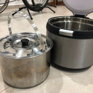 La Gourmet Thermal Magic cooker (5 Litre)