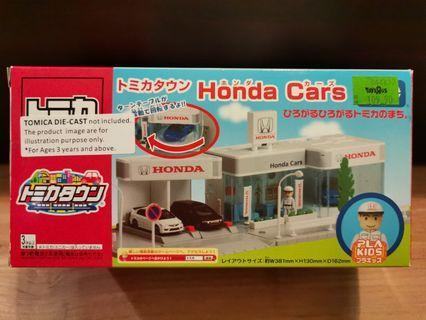 Tomica Honda Cars Showroom