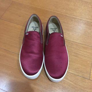 [NEVER BEEN USED] Burgundy Havehad