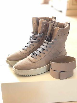 Fear Of God Military Boots Sneakers