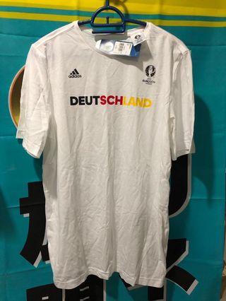 Original Adidas Deutschland Jersey PTP46cm