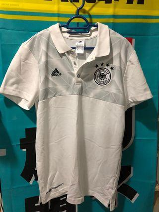Original Adidas Germany Jersey (M) PTP46cm