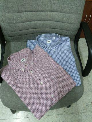 Combo 2x Uniqlo shirt