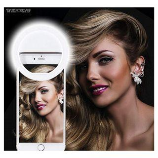 Selfie Ring Light for Smartphones