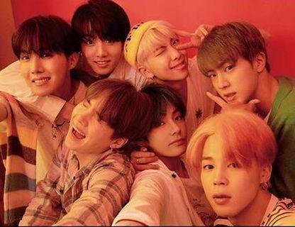 BTS Persona Official Poster