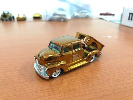 Hot Wheels Club Exclusive Real Riders Series 650's Chevy Truck
