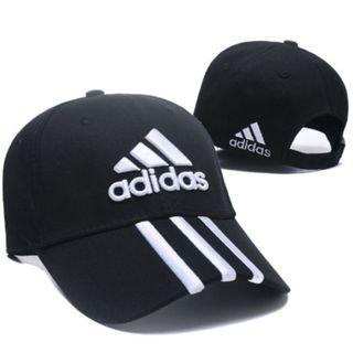 Adidas Cap with Classic LOGO and Adjustable Embroidery (Baseball Cap)