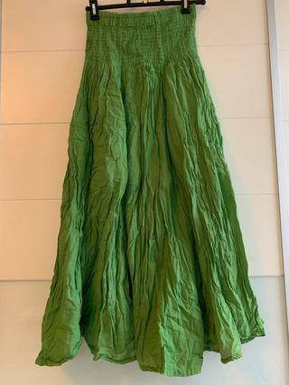 2 way dress (tube/skirt)
