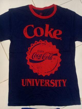Tshirt coke ring
