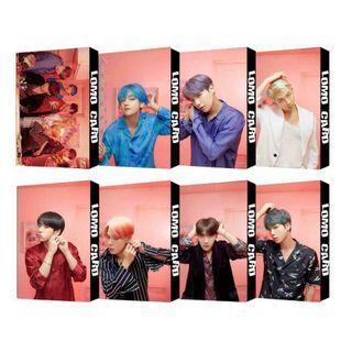 🚚 😊[PO] BTS Persona Lomo Cards