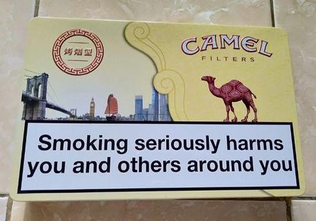 Box CAMEL SINGAPORE