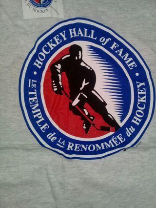 Tshirt vintge hokey hall fame