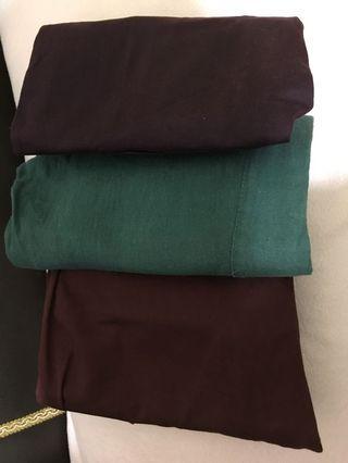 3件鉛筆褲ㄧ起賣
