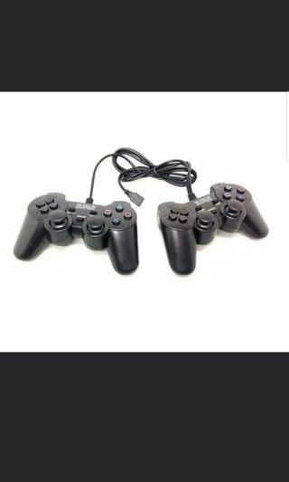 #Playstation 2 dual pad joystick