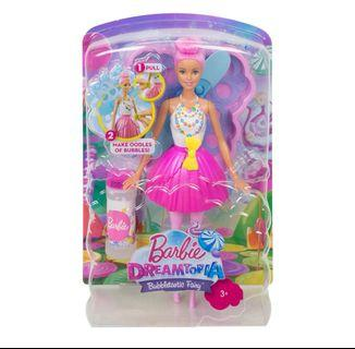 Barbie Dreamtopia Bubble Bubbletastic Fairy Doll