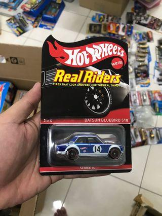 Hot Wheels Datsun Bluebird 510 Series 14