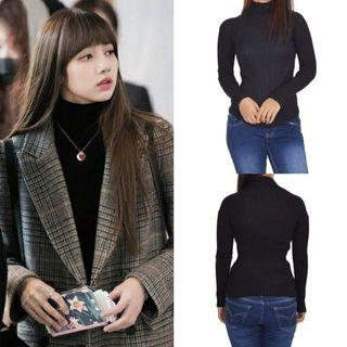 [NEW] Lisa Blackpink Knit