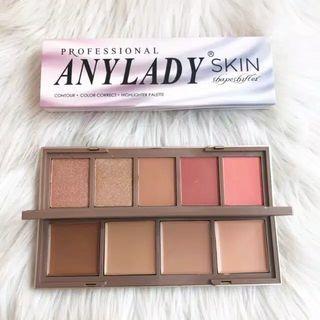 Anylady skin palette