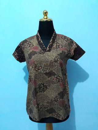 Blouse Batik/ Kemeja Batik 50rb get 3