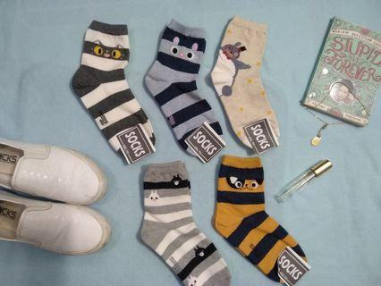 Iconic korean socks