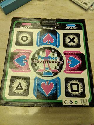 🚚 DDR dance mat