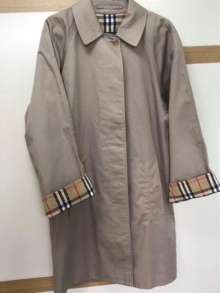 Burberry 女裝#中褸#外套#雨䄛#乾濕褸 women's 3/4 length trench#raincoat