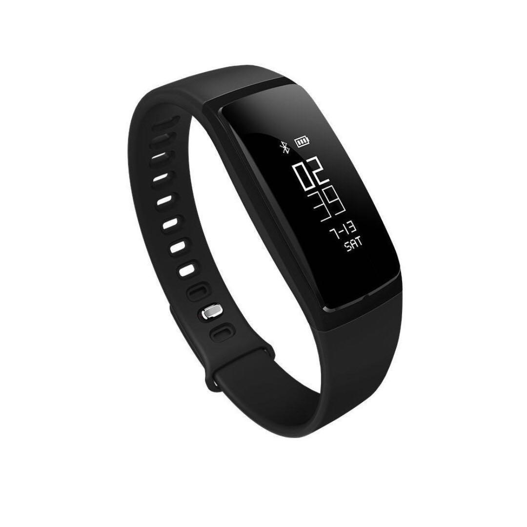 #5 Generic Smart Band BP Heart Fitness Bracelet