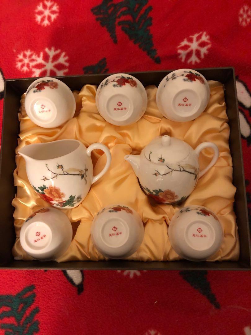 天仁茗茶品茶具